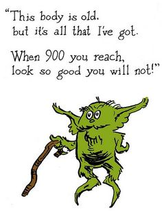 """If Dr. Seuss wrote Star Wars"" - illustrations by cartoonist Adam Watson"