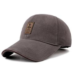 VEITHDIA Fashion hat Baseball Cap Men Sports Golf leisure hats men's accessories