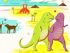 Owen Gatley Dino Love