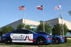 Arlington PD, Texas
