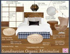 Hastens Proferia style mix scandinavian organic minimalism | The Decorating Diva, LLC