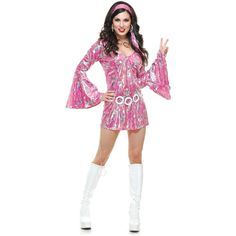 Adulti Da donna Secret Wishes Uhura Costume Star Trek Fancy Dress Party