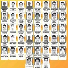 Ayotzinapa missing flyers - Google Search