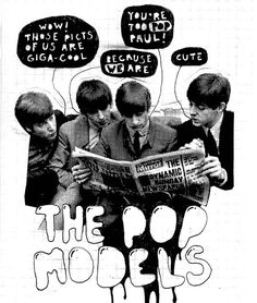 #GRAPHISME The beatles