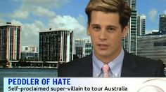 'Australia's lagging way behind' Milo Yiannopoulos says he expected more opposition - NEWS.com.au #757Live