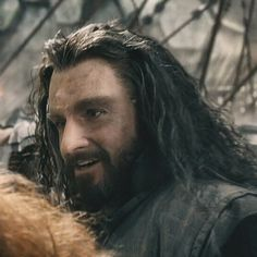 Breathless HD pics of Thorin