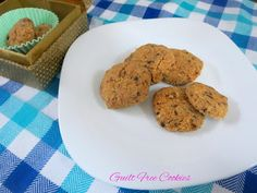 Oats Peanut Choco Cookies ~ Guilt Free Recipes   Spice your Life