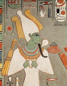 Osiris - Tombe d'Horemheb