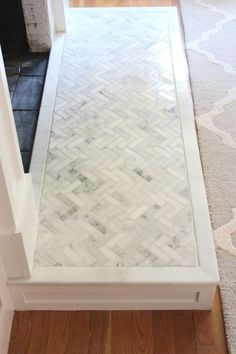 Fireplace Makeover | Tiling The Hearth