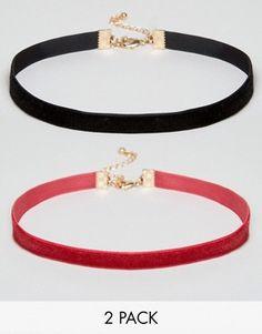 Choker Necklace | Black, Gold & Pearl Chokers | ASOS