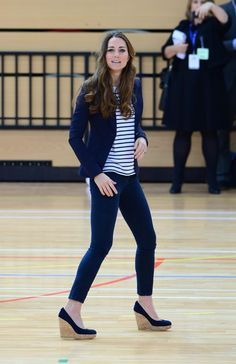 Kate... wow, she looks AMAZING!!!
