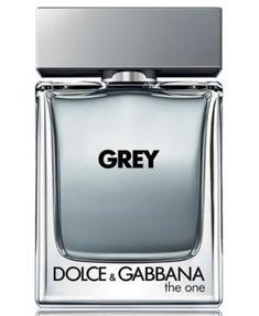 8c9166820be DOLCE amp GABBANA Men s The One Grey Eau de Toilette