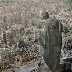 Dresden, What a nightmare! Dresden, What a nightmare! Dresden Bombing, Germany Poland, Dresden Germany, History Page, City Buildings, Historical Photos, World War Ii, Old World, Wwii