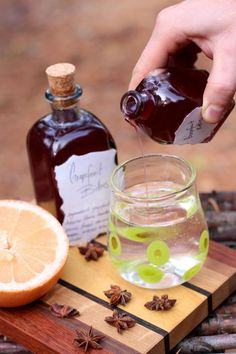 The bitter taste is a powerful part of digestion that is commonly missing from our daily diets. Learn to make herbal digestive bitters with this amazing grapefruit bitters recipe.