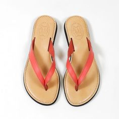 Hydra | Artisanal greek leather sandals from Greece   #madeingreece #sandals #leather #fashion #femme Paros Greece, Greek Sandals, Leather Fashion, Leather Sandals, Flip Flops, Artisan, Shoes, Dolphins, Sandals