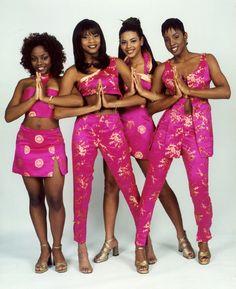 90's Destiny's Child