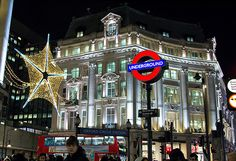 Oxford Circus, London, Christmas. Let us find the perfect venue for you this Christmas. ClickonChristmas.com