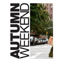 Autumn Weekend ❤ liked on Polyvore featuring text, words, backgrounds, autumn, fall, quotes, phrase and saying