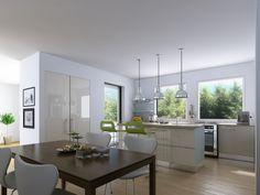 Kitchen View - Portfolio work - Evermotion