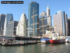 South Street Seaport Photos - Downtown NYC