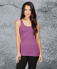 The Tara Tank is back in stock just in time for summer! threadsforthought.com