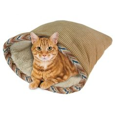 Animates Cuddle Sack For Cats