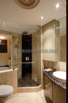 Bathroom designs by Mahesh Punjabi Associates - Image 2 #maheshpunjabiassociates #interiorupdates #interiortrends #interiordesign #mumbai #interior