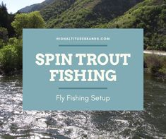 Decided to go trout fishing on the beautiful blue ribbon Provo River above Orem Utah. Took a page out of the book of fly fishing and used a weighted woolly bugger with a smaller fly tied one foot below and ended up catching this beautiful 17 inch rainbow! #highaltitudebrands #troutfinshing #flyfishing #fishingphoto Best Fishing, Fly Fishing, Orem Utah, Trout Fishing Tips, Fly Tying, Blue Ribbon, Rainbow, River, Book