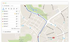 Live tracking of multiple vehicles at a time with Trackmyasset GPS Tracking System Solutions