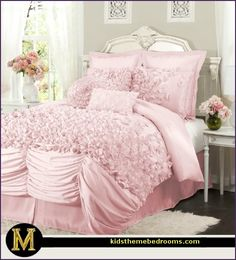 Bedding On Pinterest Bedspreads Lavender And Linen Pillows