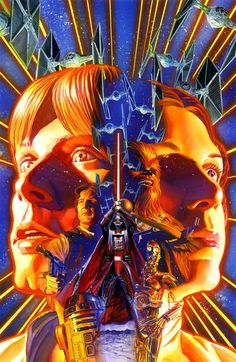 Star Wars #1 (Alex Ross)