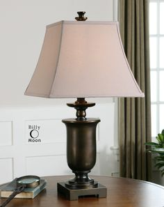 second option table lamp