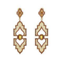 """Axenoff Jewellery » Earrings """"Alupka Palace"""""""