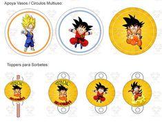 kokimboo uploaded this image to 'dragon ball'. See the album on Photobucket. Goku Birthday, 4 Year Olds, Logo Templates, Dragon Ball Z, Party, Album, Ideas, Dragon Birthday Parties, Invitation Birthday