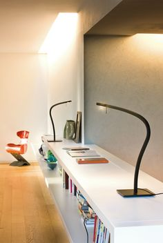 #Paraph table #lamps, design by Serge and Robert Cornelissen for #Prandina www.prandina.it