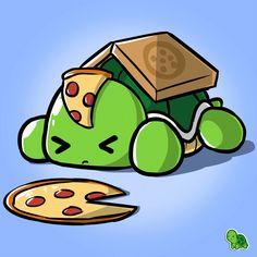 Pizza Turtle
