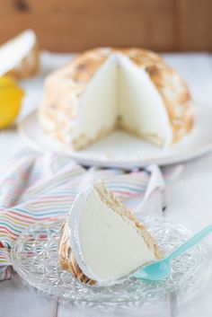 Omelette norvégienne au citron (sans sorbetière)