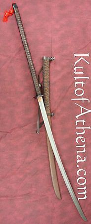 Ritter Steel Odachi Sword