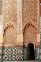 marrakech, madrasa ibn yusuf