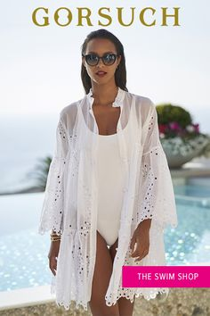 From pool to beach, we've got you covered. Fashion Days, Fashion Beauty, Swim Shop, Summer Essentials, Fashion Pictures, Outerwear Jackets, Beachwear, Swimsuits, Swimming