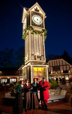 ChristmasTown at Busch Gardens has become a favorite Christmas tradition for our family.