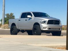 Represent! Silver Rams - Post some pics! - Page 4 - DODGE RAM FORUM - Dodge Truck Forums