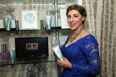 We'd love to hear what you think about #NeriumFirm, Mayim Bialik. (Photo by Omar Vega/Invision for Backstage Creations/AP Images)