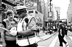 people of Manhattan - New York