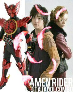 Kamen Rider Ooo, Kamen Rider Series, Anime Art, Animation, Superhero, Group, Wallpaper, Collection, Wallpapers