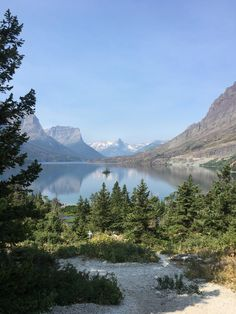 #nature #beautiful #scenery Just a photo of one of my favorite places - Glacier National Park [OC] [3264x2448]