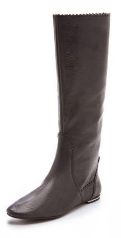 d747fd63dbf01 Juicy Couture Boxer Flat Boots Shopbop.com Knit Boots