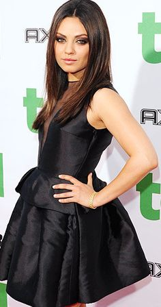 Mila Kunis. (Getty Images)