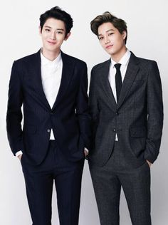 Chanyeol Kai Exo