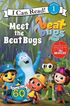 Meet five funny, charming Beat Bugs—Jay, Kumi, Crick, Walter, and, last but not least, Buzz!